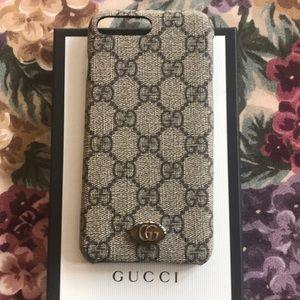 Authentic Gucci Ophidia iPhone 7plus case